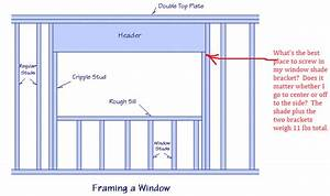 How To Attach Brackets  Unusual Siding Situation