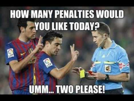 Soccer Memes Funny - referee rhetorical questions to whistleblowers