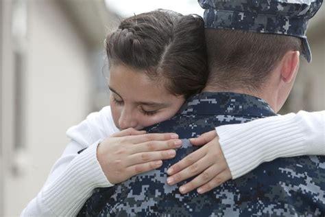 military deployment impacts custody single parent