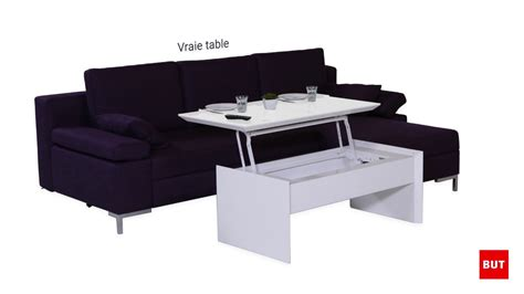 cdiscount table et chaise de cuisine charmant table relevable extensible but avec table basse top blanc taupe collection