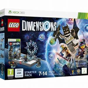 LEGO Dimensions Xbox 360 Starter Pack Xbox 360