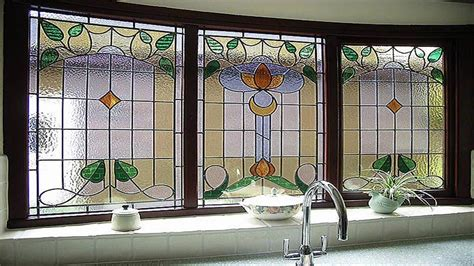 stained glass bathroom window designs youtube