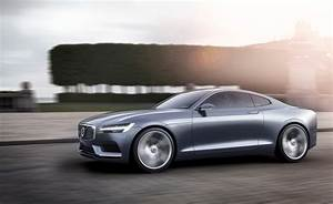 Volvo Concept Coupe Previews Brand39s Future Style New