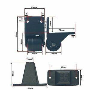 Kleiner Koffer Mit 4 Rollen : koffer rollen r der mit bodengleitern f e ersatzteile ~ Kayakingforconservation.com Haus und Dekorationen