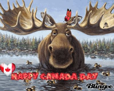 Happy Birthday Canada Picture Blingee