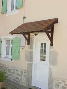 Marquise De Porte Ancienne : auvent de porte d 39 entree porte d 39 entr e portes ~ Dailycaller-alerts.com Idées de Décoration