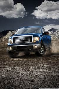 Ford F150 4K HD Desktop Wallpaper for • Dual Monitor ...