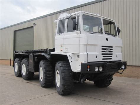 foden  drops truck  multilift  military  sale