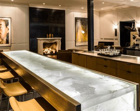 Bar Countertop Ideas by Top 60 Best Bar Top Ideas Unique Countertop Designs