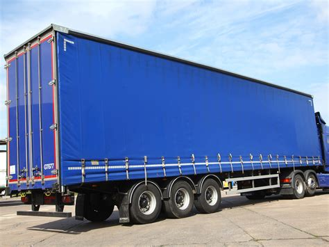 curtain side trailers trailer rentals sales in
