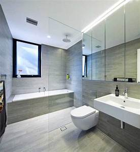 best bain douche moderne photos ridgewayngcom With salle de bain design avec magnets décoratifs