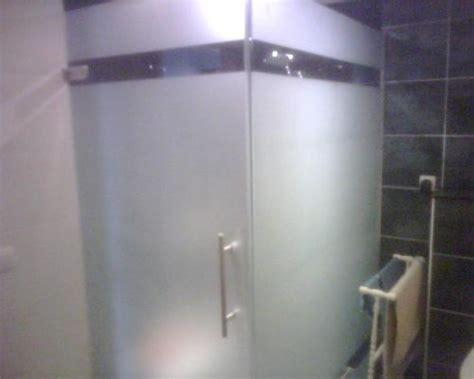 vitrage de salle de bain parois de verre vitrerie tournai vitrerie tournai hainaut