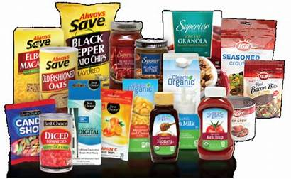 Choice Label Private Lakes Foods Proud Feature