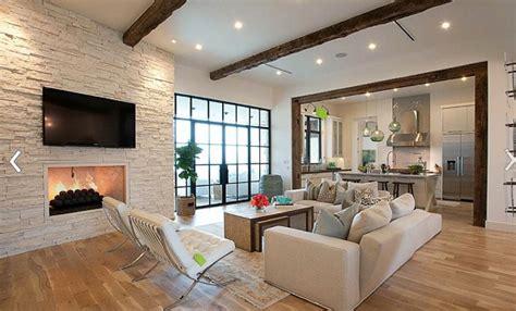 white brick wall living room design home interiors
