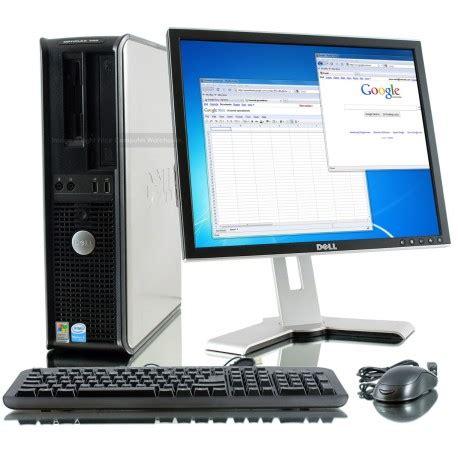 pc bureau hp 2 duo pc complet pas cher dell optiplex 755 sff desktop 2