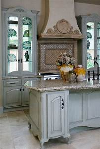 best 25 french kitchens ideas on pinterest french With kitchen colors with white cabinets with vintage french wall art