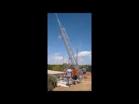 traliccio telescopico traliccio telescopico basculante