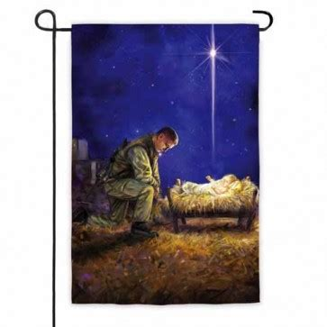 Christian Garden Flags by A Soldiers Garden Flag Religious