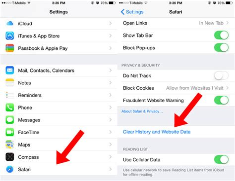 delete iphone cache how to permanently erase delete iphone history