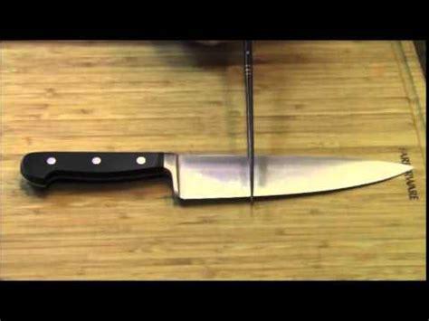 Knife Sharpening Knife Anatomy European Kitchen Knives