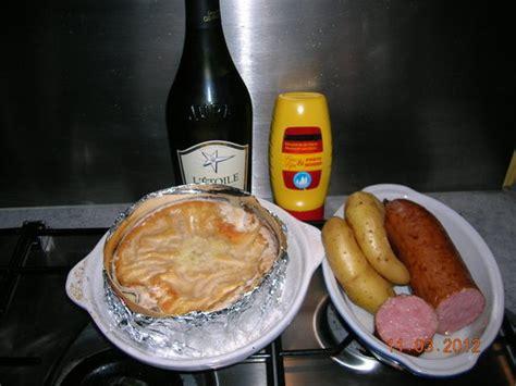 mont d or chaud franche comt 233 recette de mont d or