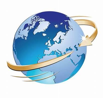 Globe Clipart Icon