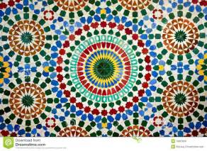 Carpet Tile Design by Moroccan Mosaic Royalty Free Stock Photos Image 16815638