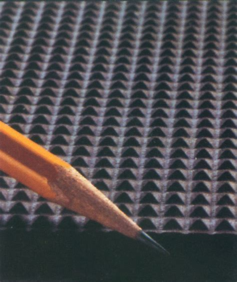 Pyramid Mats are Rubber Pyramid Matting by American Floor Mats