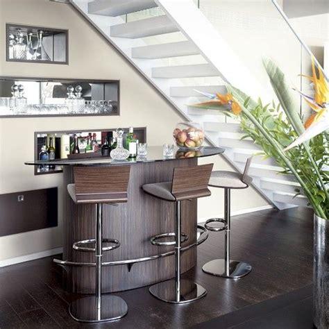 Bar In Living Room Designs by El Bar En Casa Deco Living Room Bar Bar Stairs