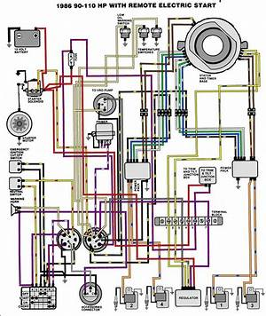Mercury 115 Hp Wiring Diagram 41151 Enotecaombrerosse It