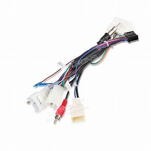 Iso Wiring Harness For The Installation Of Toyota Rav4