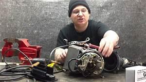 Softub Spa Pump Puuf1003 Rebuild Part 001