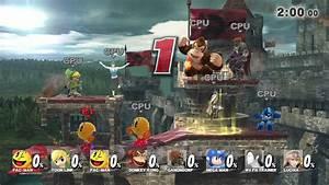 NintendoLeSite Test De Super Smash Bros For Wii U Sur Wii U