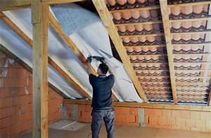 Dachisolierung Von Innen : isolierung f r dachboden und dachisolierung ~ Eleganceandgraceweddings.com Haus und Dekorationen