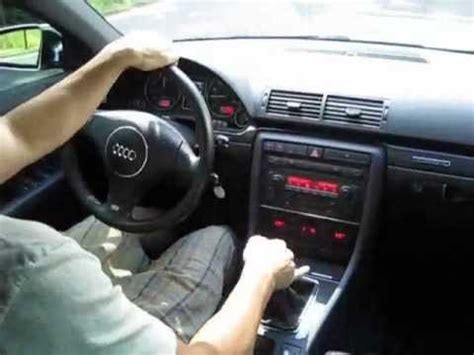 small engine maintenance and repair 2002 audi s6 windshield wipe control 2005 audi s4 milltek sport exhaust youtube