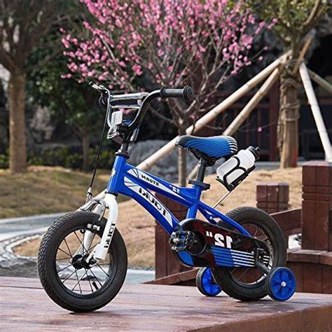 Tauki Kids BMX Freestyle Bikes, 12 Inch BMX