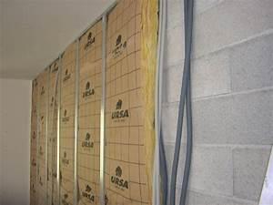 les solutions d39isolation thermique des murs With isolation murs interieurs en renovation