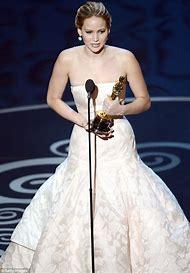 Jennifer Lawrence Best Actress Oscar