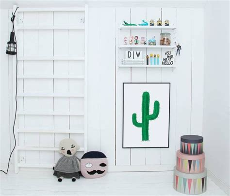 10 Ways Work Cactus Trend by 5 Simple Ways To Work The Cactus Trend For Kid S Rooms