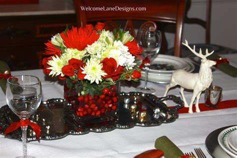 dining room table decorating ideas for christmas dining