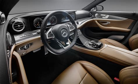 Request a dealer quote or view used cars at msn autos. 2016 Mercedes-Benz E-Class interior revealed - Photos (1 of 8)