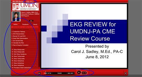 umdnj image  physician assistant exam review