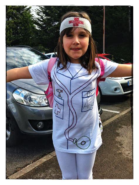 quick doctor costume  needed      shirt