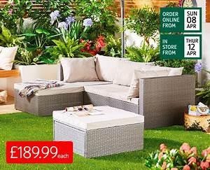 Gartenbank Rattan Aldi : garden furniture rattan patio furniture sets aldi uk ~ A.2002-acura-tl-radio.info Haus und Dekorationen