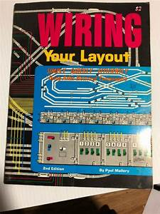 Wiring Your Layout Book Model Railroad Wiring Guide 1971