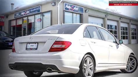 Zeige in diesem video die funktionen des dynamic select schalters. 2013 Mercedes Benz C Class | Auto Select Toronto | WDDGF8AB1DG097224 13MC319Q - YouTube