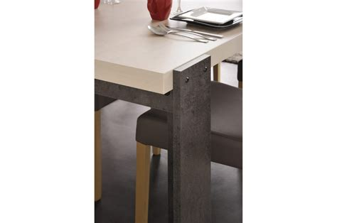 table 224 manger extensible style industriel trendymobilier