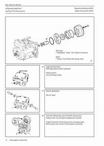 Bomag Mph 122 Soil Stabilizer    Asphalt Recycler Instructions For Repair Pdf