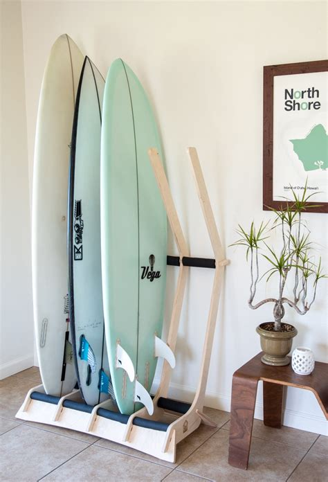 how to make a surfboard rack for your 12 of the coolest surfboard racks