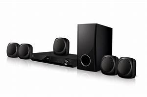 Lg 330w 5 1ch Dvd Home Theatre System
